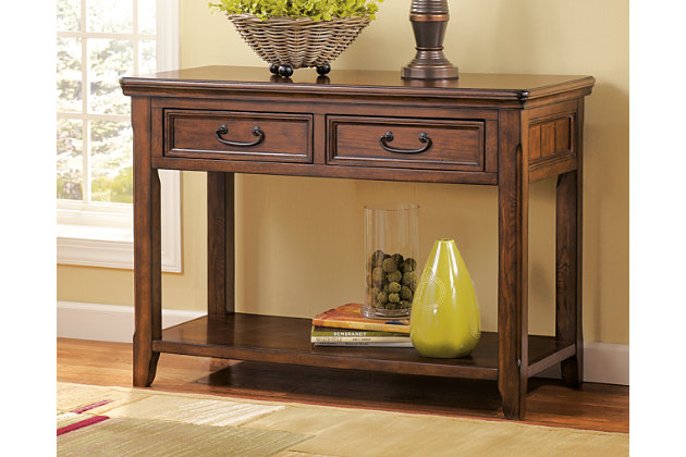Woodboro Sofa/Console Table, , large