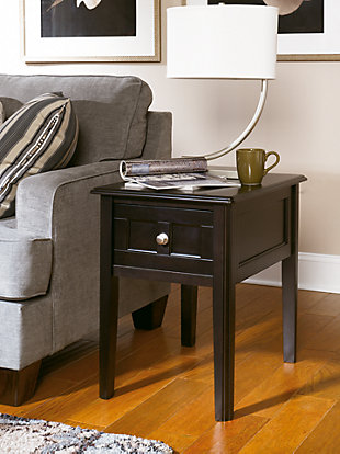 Henning Chairside End Table, , large