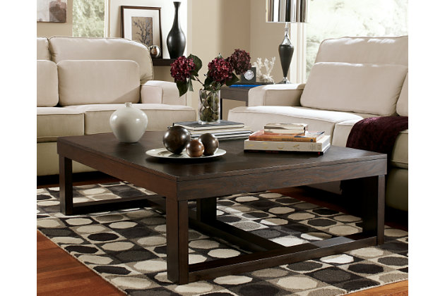 Ashley Furniture HomeStore Cyber Monday Deals · Home; Watson Coffee Table.  Decorating Example Using This Table Part 52