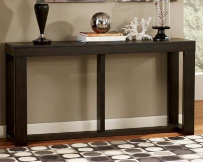 Picture of: Watson Sofa Console Table Ashley Furniture Homestore
