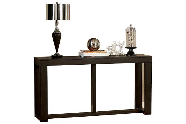 Watson sofa console table ashley furniture homestore
