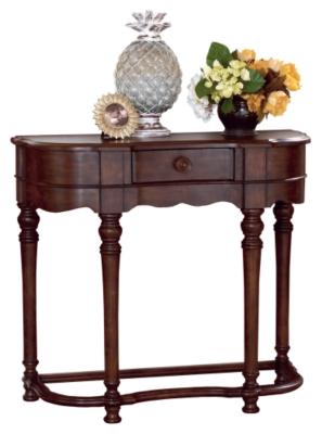 Brookfield SofaConsole Table Ashley Furniture HomeStore