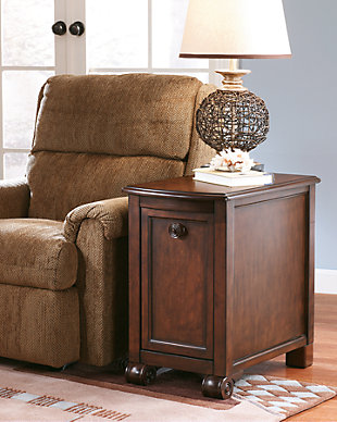 Brookfield Chairside End Table, , large