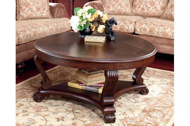 Brookfield Coffee Table Ashley Furniture Homestore