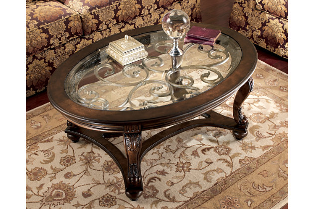 Norcastle Coffee Table Ashley Furniture Homestore