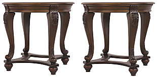 Norcastle 2 End Tables, , large
