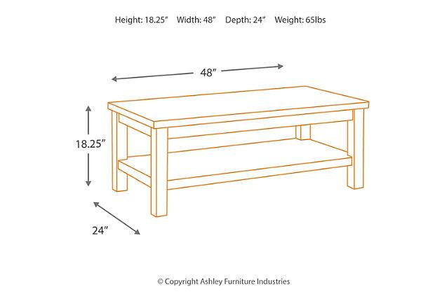 Vennilux Coffee Table, , large