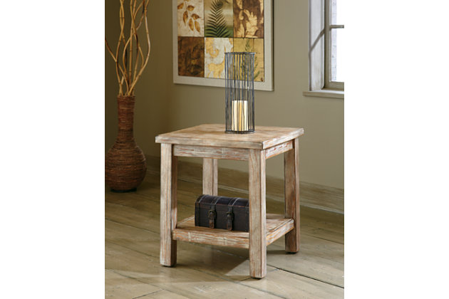 Vennilux Chairside End Table, , large