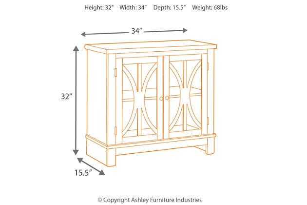 Vennilux Accent Cabinet, , large