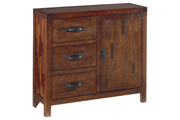Vennilux Cabinet by Ashley HomeStore, Brown