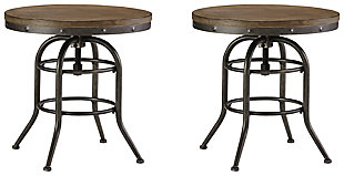 Vennilux 2 End Tables, , rollover