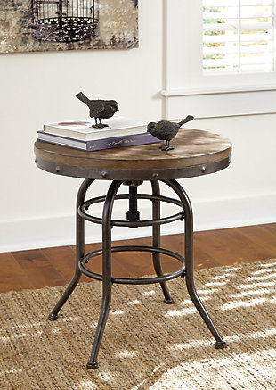 Vennilux End Table, , rollover