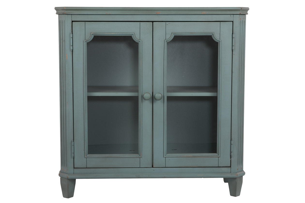 Antiques Armoires/wardrobes Forceful Shabby Chic French Glass Armoire/cabinet