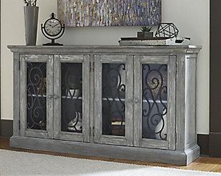 Mirimyn Door Accent Cabinet, , rollover