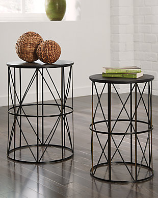 Marxim End Table (Set of 2), , large