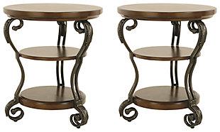 Nestor 2 End Tables, , large