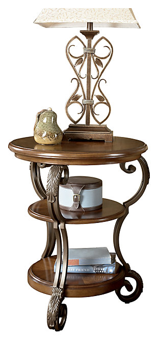 Nestor Chairside End Table, , large