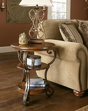 Nestor Chairside End Table, , rollover