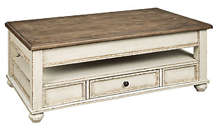 Realyn Coffee Table with Lift Top, , large