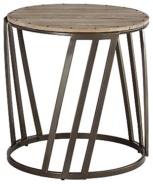 Fathenzen End Table, , large