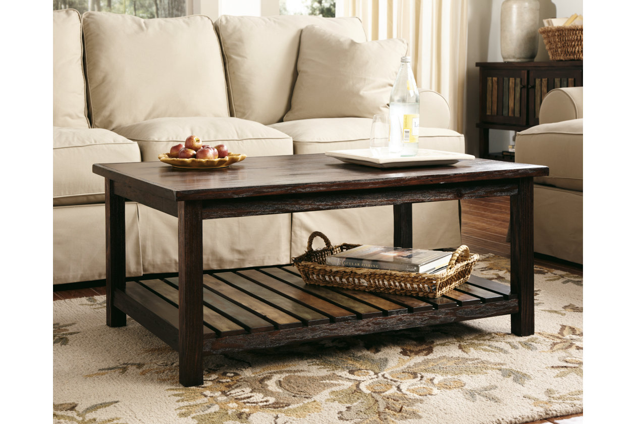 Miraculous Mestler Coffee Table Ashley Furniture Homestore Download Free Architecture Designs Aeocymadebymaigaardcom