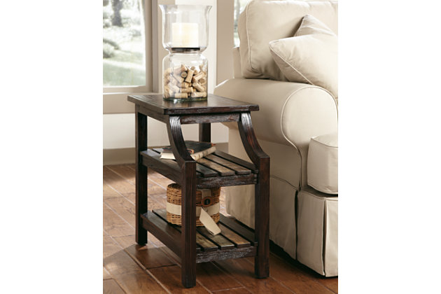 Mestler Chairside End Table, , large