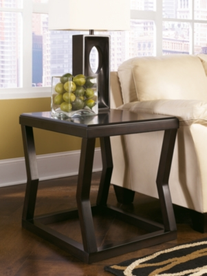 Ashley Kelton End Table, Espresso