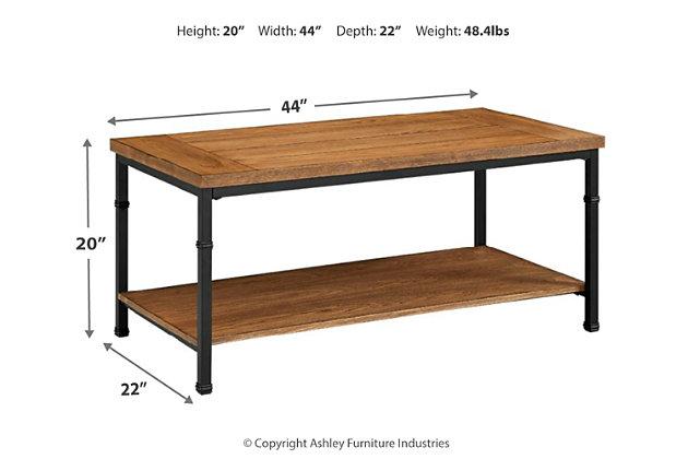 Austin Coffee Table, , large