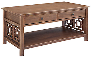 Breckin Coffee Table, , large