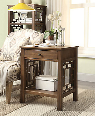 Breckin End Table, , rollover
