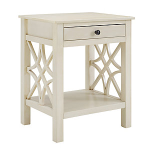 Whitley Antique  End Table, , rollover