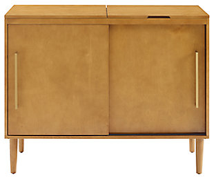 Turntable Media Console, , large