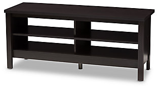 "Four Shelf 48"" TV Stand, , large"
