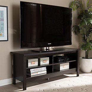 "Four Shelf 48"" TV Stand, , rollover"