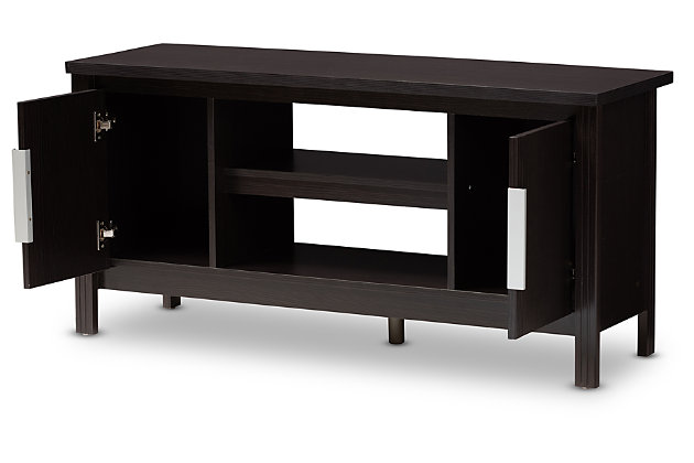 "Two Door 48"" TV Stand, , large"