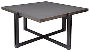 Large Square Coffee Table, , large