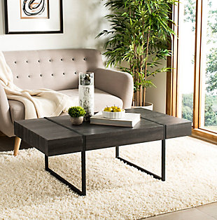 Conor Rectangular Modern Coffee Table, , rollover