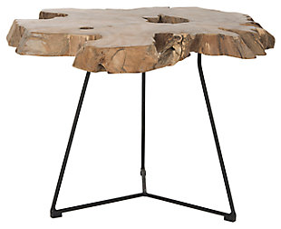 Found Wood Coffee Table, , large