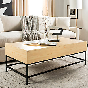 Lift Top Contemporary Coffee Table, , rollover