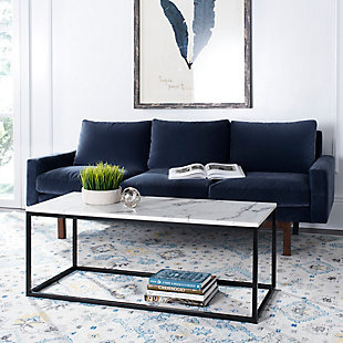 Faux Marble Coffee Table, , rollover