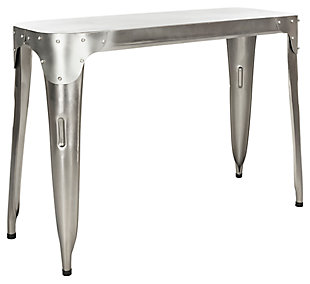 Iron Console Table, , large