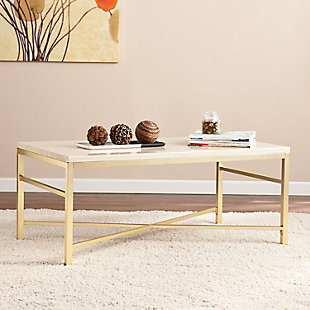 Stone Veneer Coffee Table, , rollover