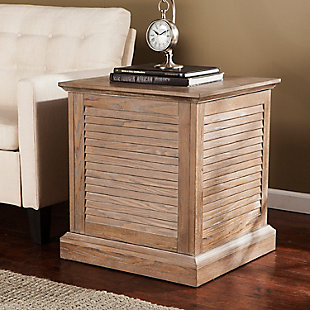 Storage End Table, , rollover