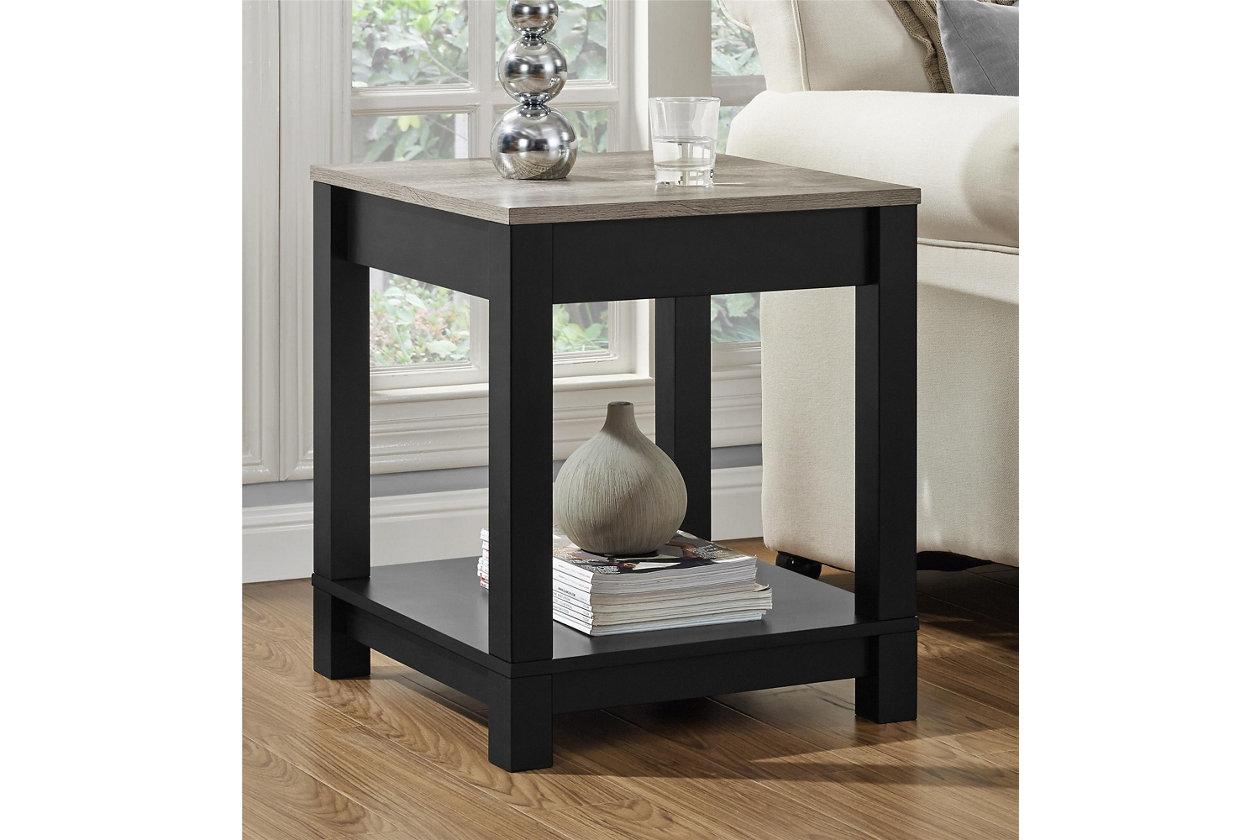 Stupendous Square Kadin End Table Ashley Furniture Homestore Cjindustries Chair Design For Home Cjindustriesco