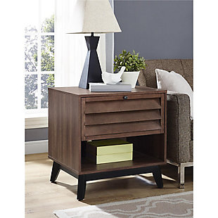 Walnut Orchard Point Accent Table, , rollover