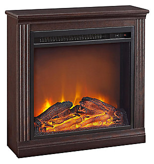 Slender Winnie Electric Fireplace, , large