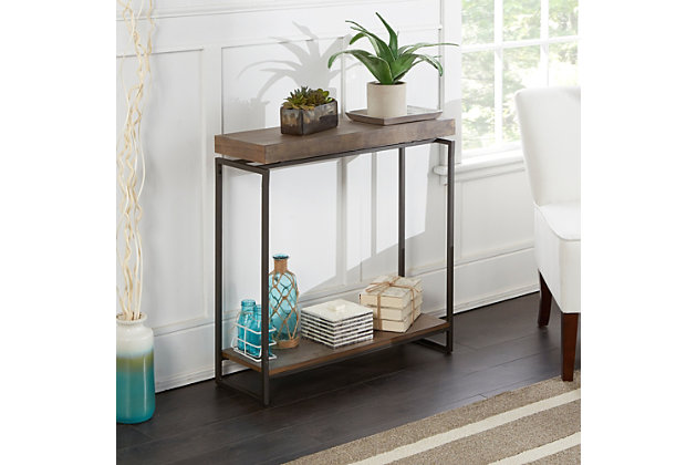 Floating Top Console Table, , large