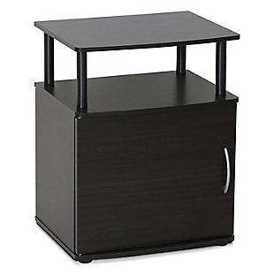 Black JAYA Utility Design End Table, , rollover