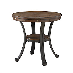 Transitional Owens Side Table, , large
