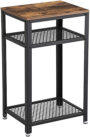 Vasagle Industrial Side Table, , large